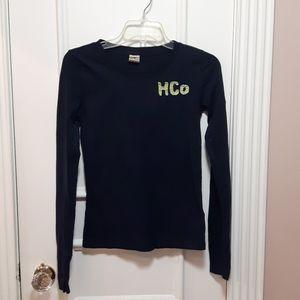 Hollister long sleeve t shirt